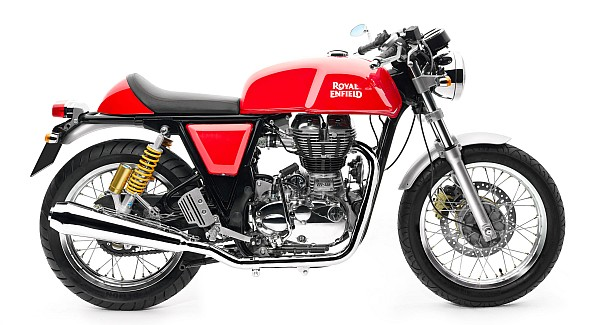 Royal Enfield bei OSSIMOTO